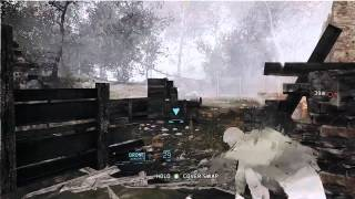 Tom Clancy's Ghost Recon: Future Soldier: Mission Walkthrough #1 - Stealth Gameplay