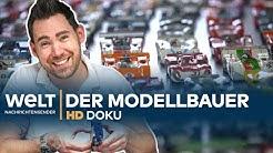 Der Modellbauer - Oldtimer im Miniaturformat | HD Doku