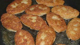 Рыбные котлеты рецепт домашних самых вкусных котлет. Что приготовить на ужин, на обед?Рыбные котлеты
