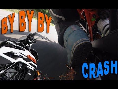 by-by-by-kati!-😓-r.i.p-ktm-duke-125-crash-❌-abschied-nehmen-!