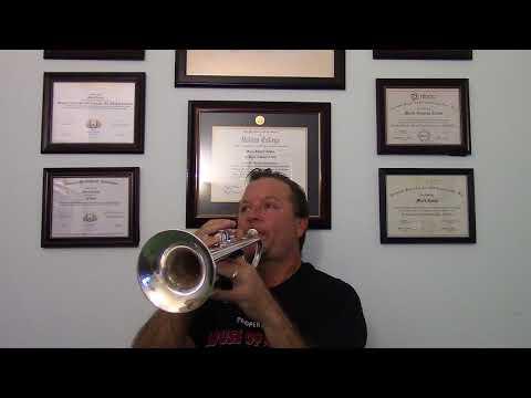 Mark Zauss Caruso 2nds Range Builder for trumpet