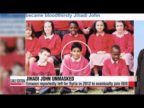 Islamic State killer ′Jihadi John′ identified as Mohammed Emwazi from London   영