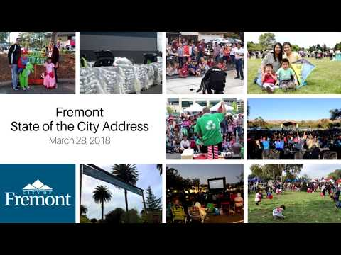 2018 City of Fremont State of the City Address