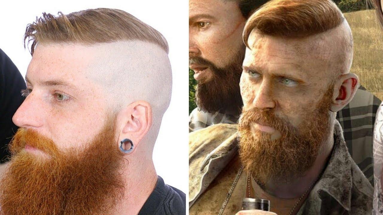 Far Cry 5 Jacob Seed Undercut Haircut Tutorial Thesalonguy Youtube