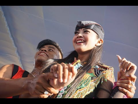 Yosika Merdeka Dapat Urul Jathil Cantiknya Ponorogo - Reog Live Karangan Balong