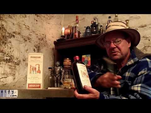 ralfy review 653 - Foursquare rum 2yo @ 64%vol (Velier)