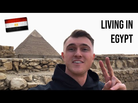 Day In The Life of An Expat In Egypt
