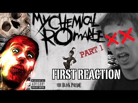 First Reaction to My Chemical Romance - The Black Parade!!! + Review (Part 1) ISSA CLASSIC?