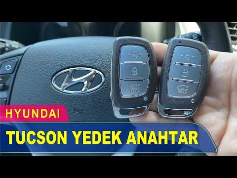Hyundai Tucson Anahtar Yapımı | Yedek Kopyalama - Oto Anahtarcı İstanbul
