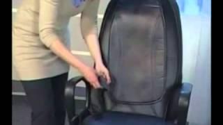 Массажная накидка RestArt N-19(Массажная накидка на кресло RestArt N-019 Автомобильный массажер -- накидка N-019 позволяет получить кроме массажа..., 2012-05-18T14:52:33.000Z)