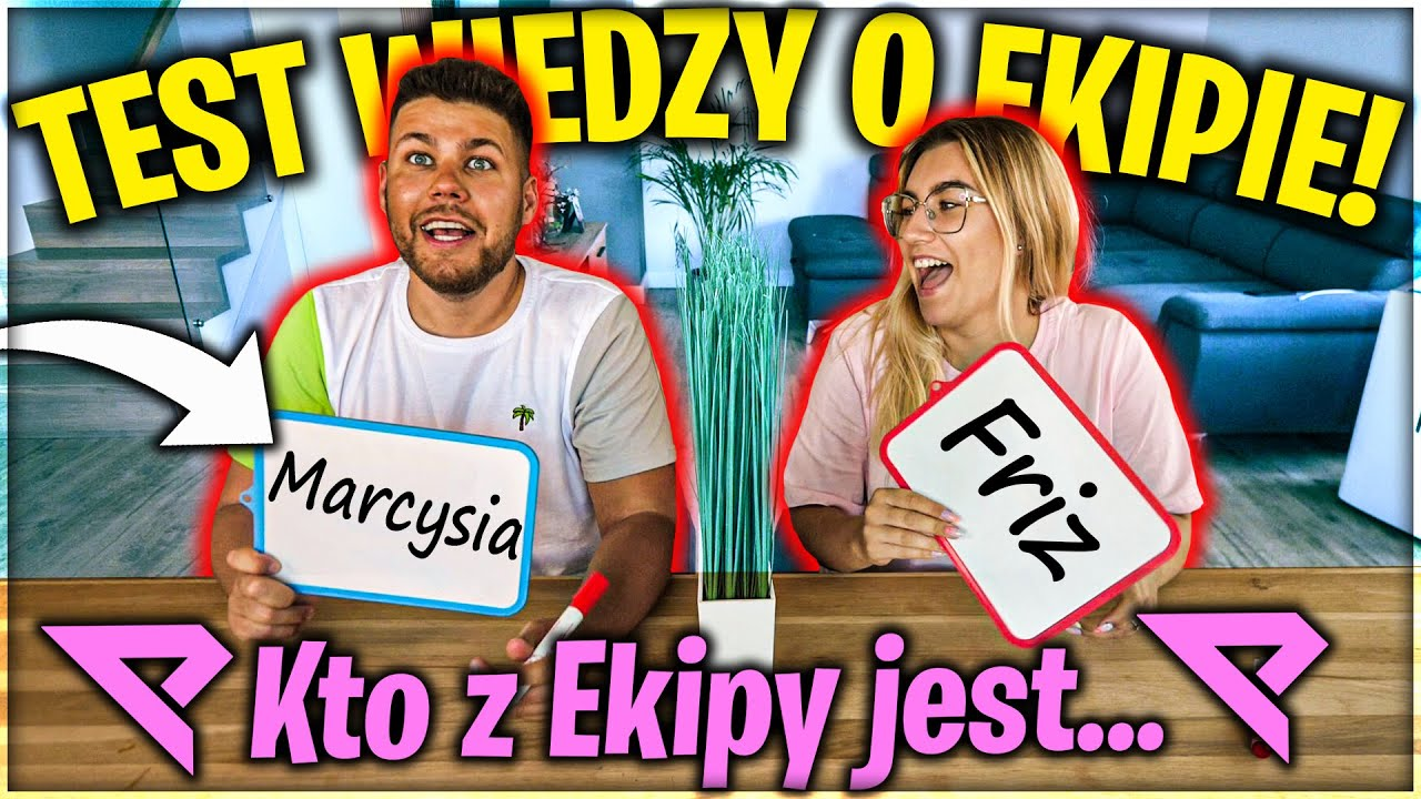 WIELKI TEST WIEDZY O EKIPIE!