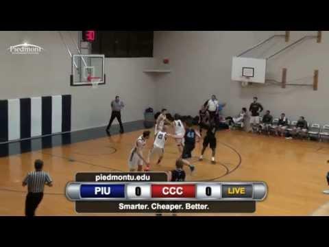 NCCAA Men's South-Regional Basketball Tournament - Game #2