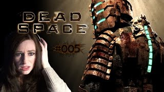 Kopf ab, Beine ab, Schwanz ab - DEAD SPACE  #005 | Horror | Facecam | Schneckball |