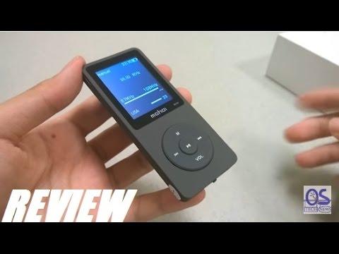 REVIEW: Mahdi Hi-Fi MP3 MP4 Player [Lossless Sound]