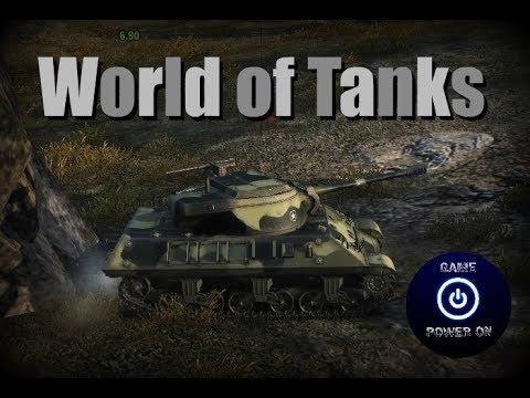 World of Tanks Testing 1 2 3 Sniping