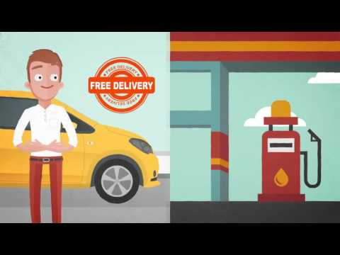 GasNinjas Explained - On Demand Fuel delivery