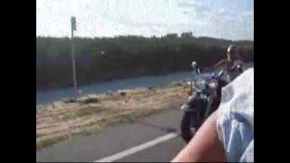 She Rides a Harley Davidson