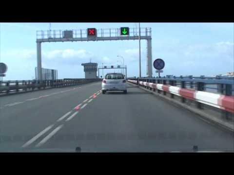 A-4 / N-443 Cádiz , Puente de Carranza y Acceso Sur / Cádiz Bay Area ,  Highways in Spain
