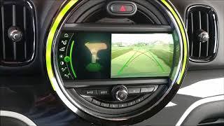 2018 BMW MINI Countryman PHEV interior review