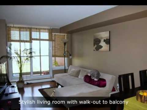 Leased stylish 1 bedroom den condo for rent at 4090 - One bedroom condo for rent mississauga ...