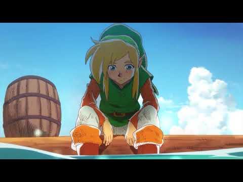 Final Boss And Ending - The Legend Of Zelda: Link's Awakening Remake (2019)