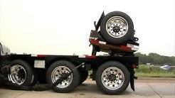 XL Hydraulic Flip Axle