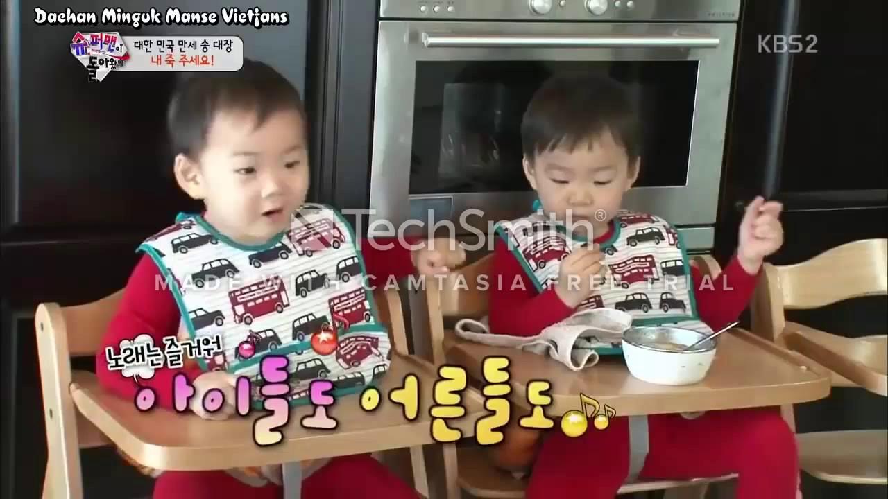 Bản sao của 3 anh em siêu nhân nhà họ Song