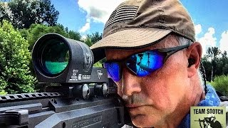 Trijicon RX34 Reflex Sight  Awesome CQB Optic!