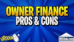 Owner Finance - Pros and Cons of Owner Financing As Seller - REIClub.com