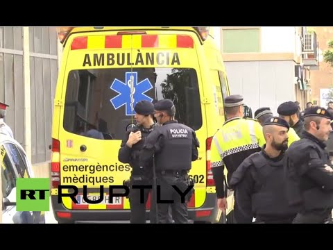 Spain: Youth KILLS teacher in Barcelona school, others serio