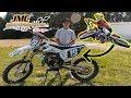 Delivering His 2019 Husqvarna 125 at Loretta Lynn Mx! | JMC Racing の動画、YouT…
