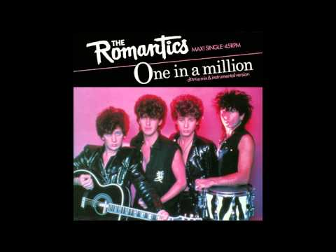 The Romantics - One In A Million (Dance Mix)