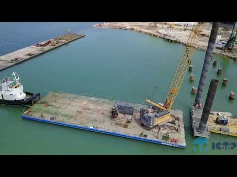 ICOP SpA - Piling offshore Trieste