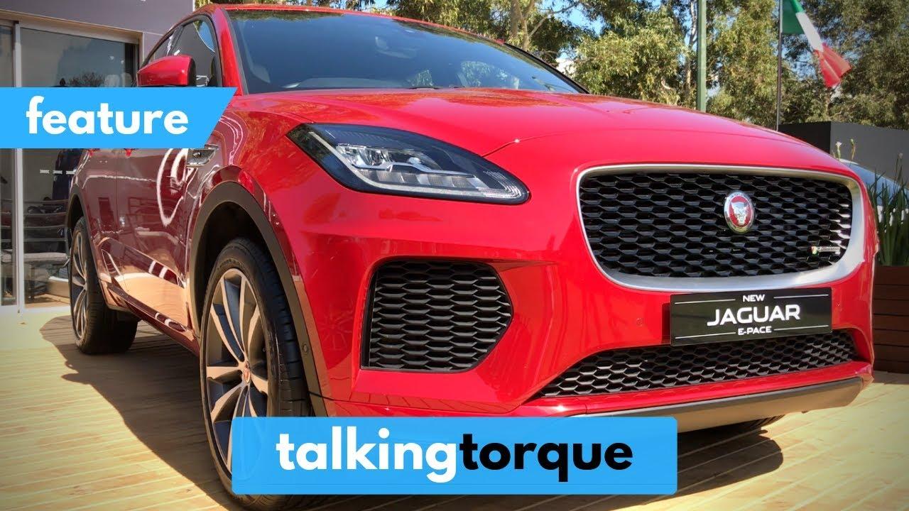 Jaguar E-Pace R Dynamic | Full Exterior Tour - YouTube