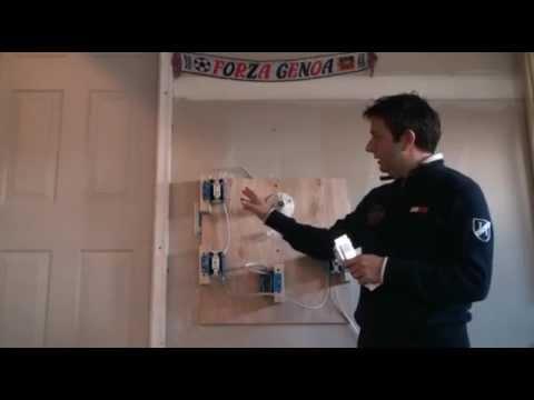 GE Z-Wave - 3 way switch Kit - YouTube