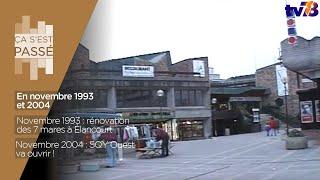 Ça s'est passé… en novembre 1993 et 2004