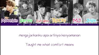 ASTRO 'Perfection of love /Kesempurnaan Cinta' Color Coded Lyrics [Indo|Eng]