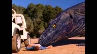 Decades of Horror: Komodo Dragons