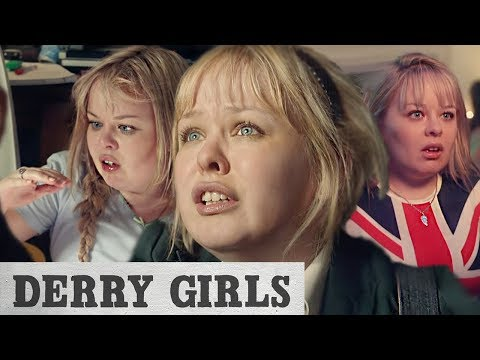 Derry Girls | The Very Best Of Clare