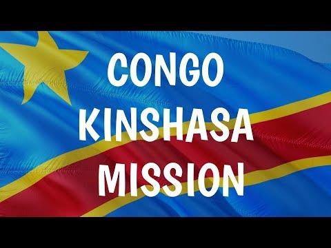 Democratic Republic of Congo Kinshasa Mission