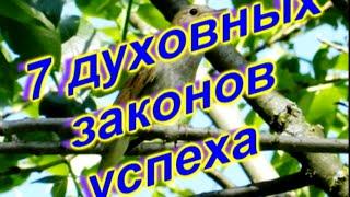 Дипак Чопра. 7 духовных законов успеха
