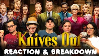 KNIVES OUT | MOVIE REACTION & BREAKDOWN