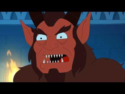 American Dad! - Minstrel Krampus - Season 10: Ep. 8