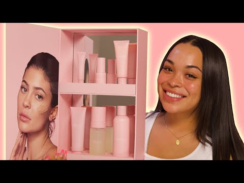 KYLIE SKIN REVIEW | SKIN CARE ROUTINE! thumbnail