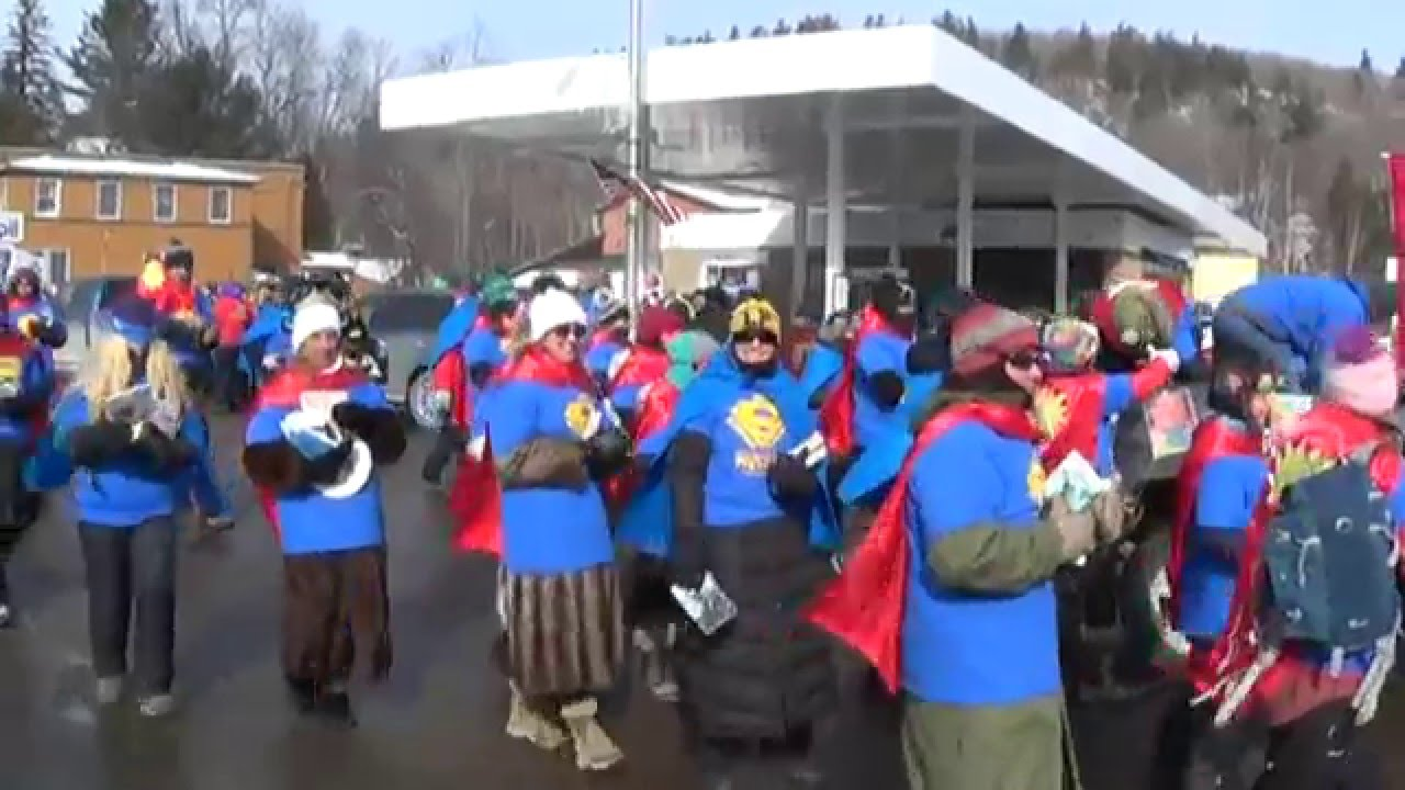 OLC - Saranac Lake Winter Carnival Parade  2-13-16