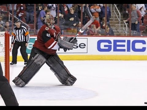 Mike Smith anger moments