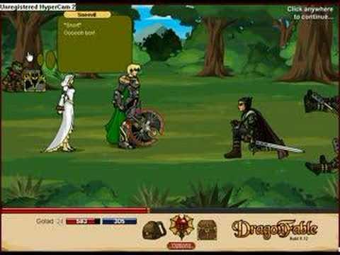 Dragonfable: Dragon egg saga part 1-3