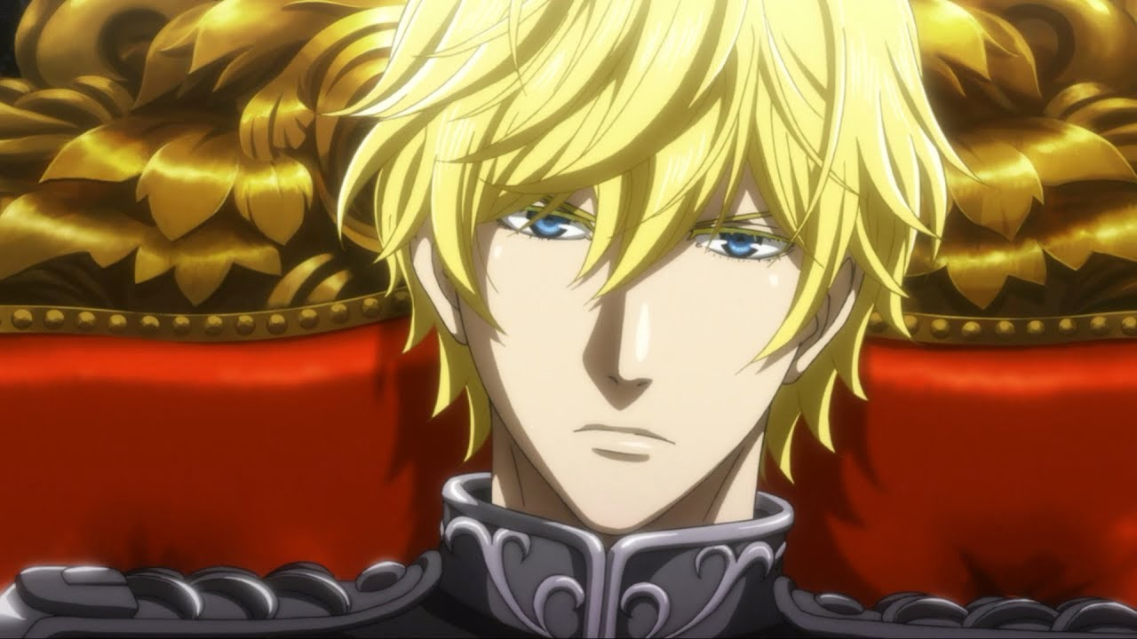 Legend of the Galactic Heroes Gaiden (Anime) | AnimeClick.it