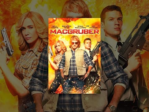 MacGruber (VE) Mp3