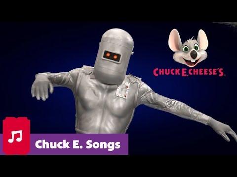 Rockin' Robot | Chuck E. Cheese Songs